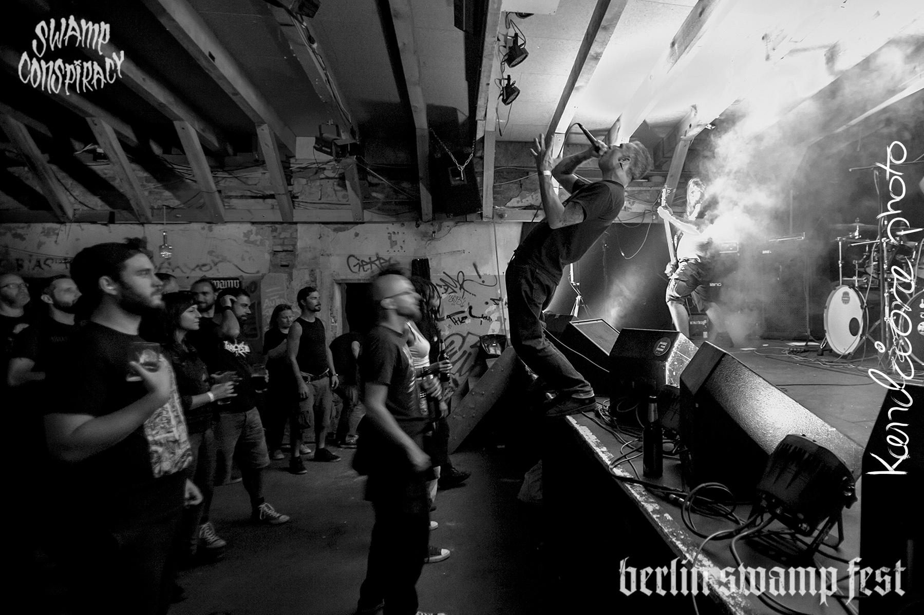 Berlin Swamp Fest 2016 Thursday